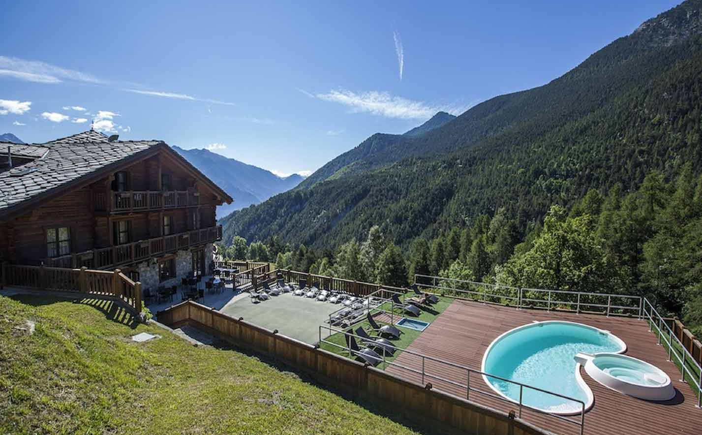 Hotel 4 stelle in Valle d'Aosta