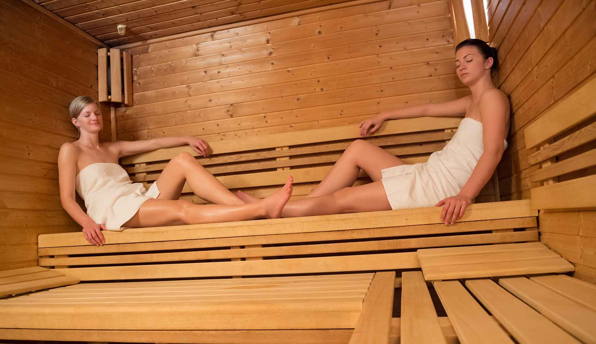 sauna mont Avic