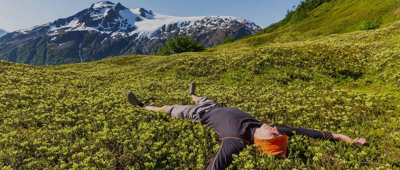 Trekking nel parco del Mont Avic
