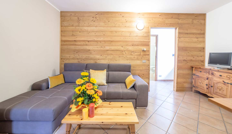 Appartamento Mont Avic Resort
