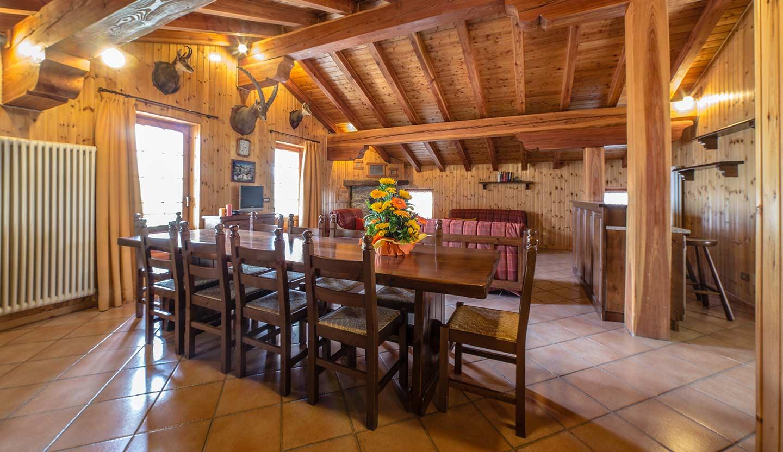 chalet al Mont Avic Resort