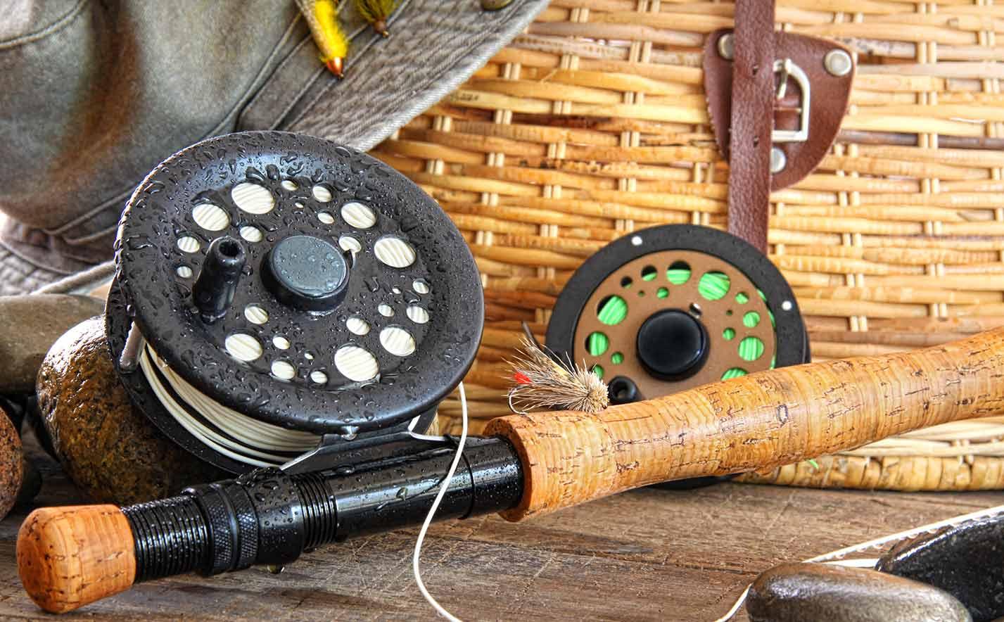 Pesca sportiva parco Mont Avic