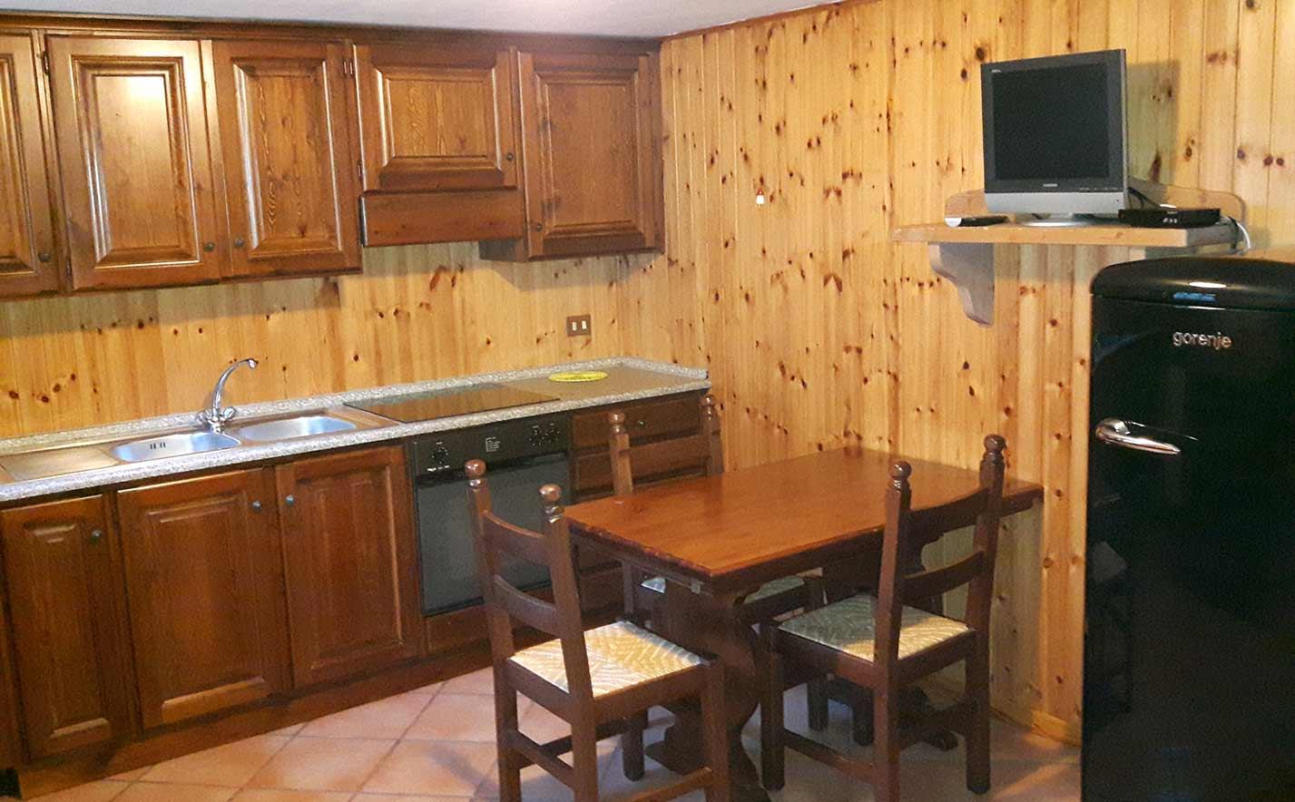 appartamento Mont Avic